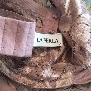 La Perla Intimates & Sleepwear - La Perla Lace underwire Bra